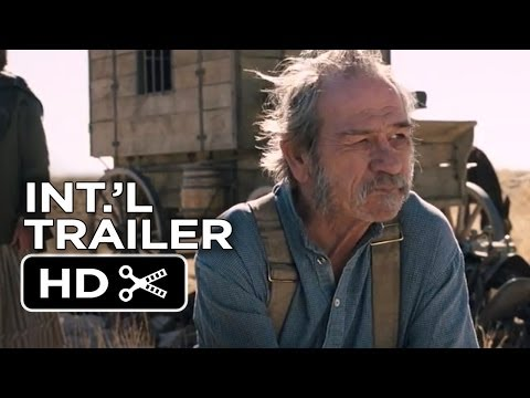 The Homesman Official International TRAILER 1 (2014) - Tommy Lee Jones, Meryl Streep Movie HD