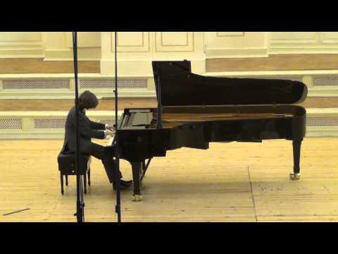"Дебюсси Клод - Complete Piano Works Preludes II тетрадь 6. ""Генерал Левайн, эксцентрик"""