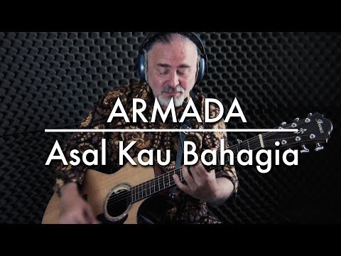 ARMADA | Asal Kau Bahagia | Igor Presnyakov  | Fingerstyle Guitar Cover