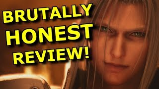 My Brutally Honest Final Fantasy 7 Remake Review! (Ps4)