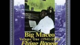 Watch Big Maceo Ramblin Mind Blues video