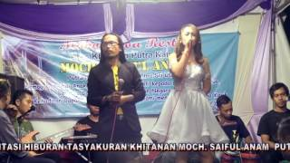 Cinta Tak Dapat Bersatu - Arya Satria feat. Happy Asmara (Official Music Video)