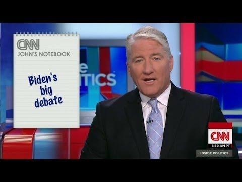 Biden's big debate