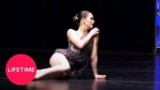 "Dance Moms: Brooke's Acro Solo - ""Arm Yourself"" (Season 3)   Lifetime"