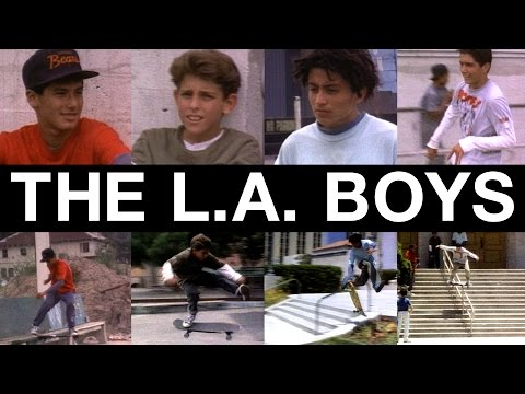 The L.A. Boys | Trailer
