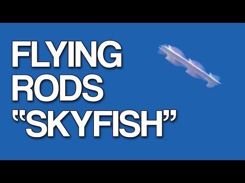 Flying Rods Skyfish & Orbs