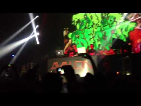 Jack Beats Intro @ Avalon LA 2013