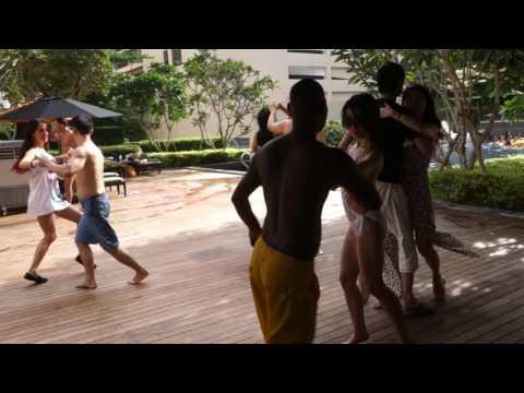 Zouk SEA 2016 - 13 - Pool party ~ video by Zouk Soul