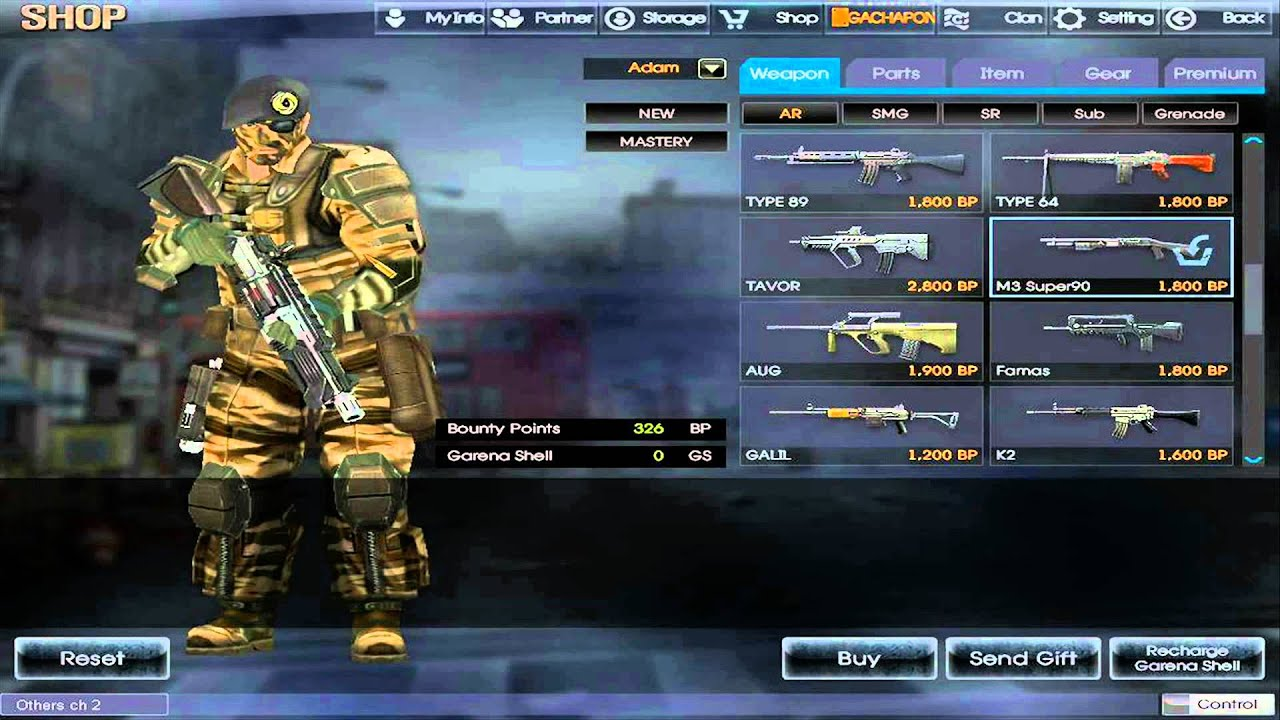 Blackshot Weapon Hack Download Free