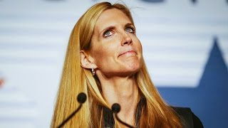 Heartbroken Ann Coulter Lashes Out at Donald Trump - The Ring Of Fire