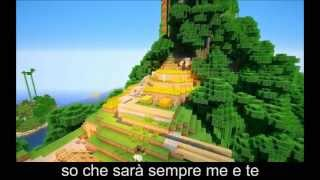 "Minecraft: ♪ ""This is my Biome"" (Sub. ITA) (Payphone Parody)"