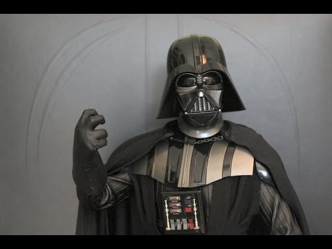 Darth Vader Deluxe Sideshow Collectibles sixth scale figure review