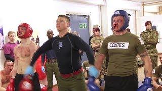 P Company Test Week Parachute Regiment