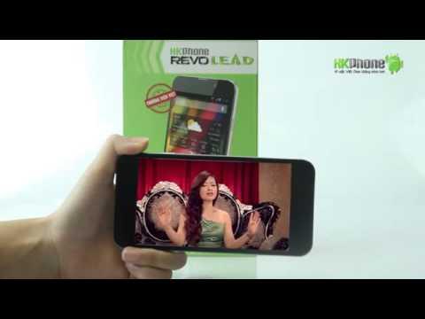 Trải nghiệm HK Phone revo lead