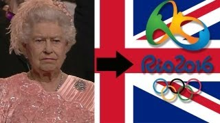 Closing Ceremony Olympics 2012: British Beatz!