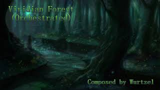 Pokemon Red/Blue/Yellow - Viridian Forest (Orchestrated)