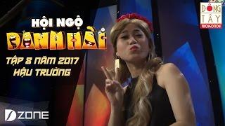 HỘI NGỘ DANH HÀI 2017 TẬP 8 HẬU TRƯỜNG: HARI WON, THANH NGÂN, KIM TỬ LONG