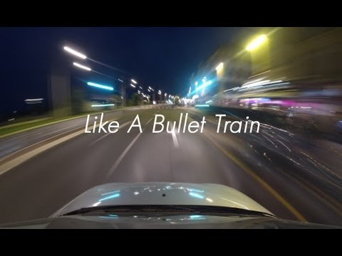 Like A Bullet Train video
