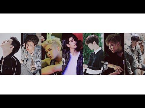 download lagu 中韓字 Got7 갓세븐 - Let Me 2nd Album - gratis