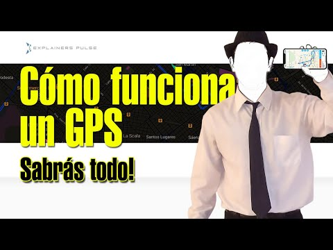 Como funciona un gps, en 3 minutos. www.explainers.tv