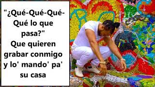 El Alfa El Jefe - Sientate En Ese Deo (Lyrics)