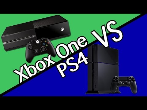 Review: Xbox One vs. Playstation 4