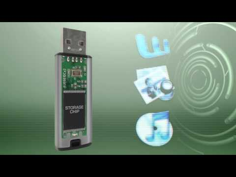 USB Flash Drive Component Parts Explained by Premium USB