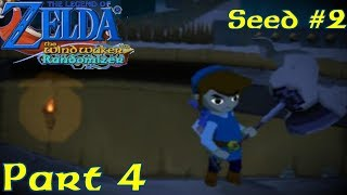 Wind Waker Randomizer #2 [4] - Forsaken Rupees of Pants Too Small, You Will Not Have It All