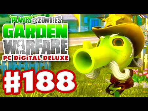 Plants vs. Zombies: Garden Warfare - Gameplay Walkthrough Part 188 - Gardens & Graveyards w/ Friends