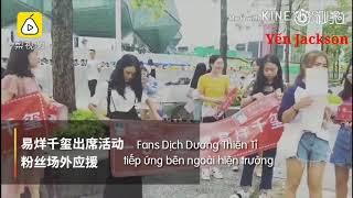 [Vietsub] Sức mạnh thần tượng Dịch Dương Thiên Tỉ :Nữ sinh trung học muốn thi vào Đại học Bắc Kinh ❣