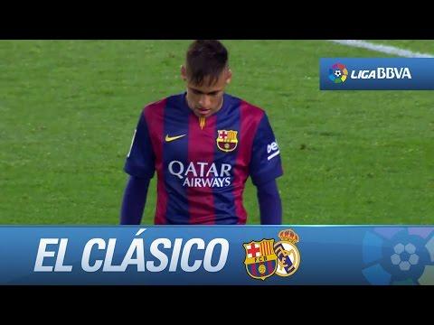 Ovación del Camp Nou a Neymar y cambio por Rafinha