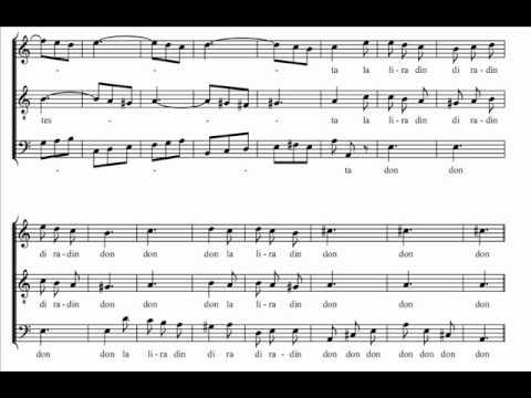 Джованни Мартини - Terzetto delle campane