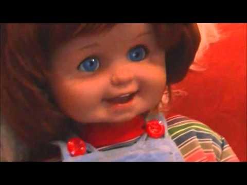 Custom Chucky Doll