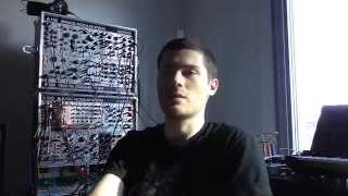 KOMA Machinetalk: RAC and his modular synth