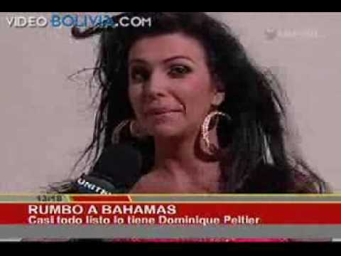 Dominique Peltier(cochala) Miss Bolivia sensual sesión de fotos.VIVA BOLIVIA UNIDA CARAJO!!