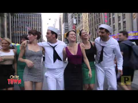 On the Town Stars Take