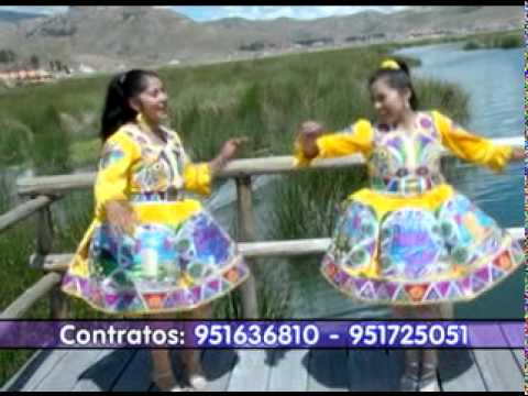 LAS REYNAS DEL SUR SIEMPRE PKADORAS -MIL PEDAZOS VIDEOCILP 2011