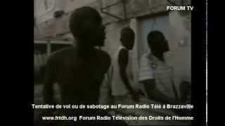 Forum info tentative de vol ou de sabotage au Forum Radio Télévision