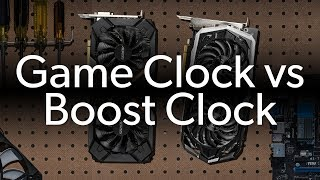 What is AMD Game Clock vs Nvidia Boost Clock? | Ask a PC Expert