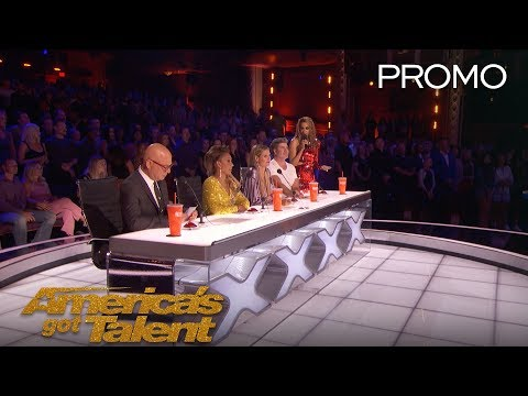 The Judges Are Waiting To See YOUR Talent - America's Got Talent 2018