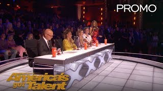 The Judges Are Waiting To See YOUR Talent - America