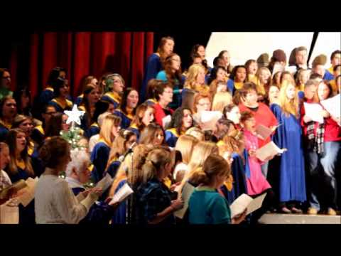 Middletown Area High School Hallelujah Chorus