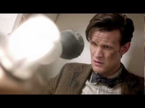 Run, you clever boy! - Doctor Who - Asylum of the Daleks  - BBC