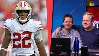Fantasy Football Week 2 starts and sits, Injury update, TNF preview | Rotoworld Football Podcast