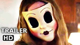 THE STRANGERS 2 Official Trailer # 2 (2018) Christina Hendricks, Prey At Night Movie HD