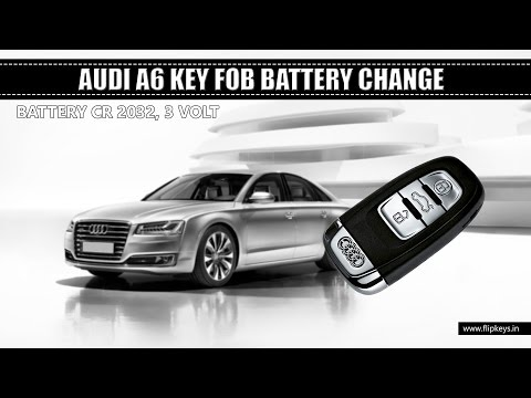 audi key fob battery change a6 how to save money and do. Black Bedroom Furniture Sets. Home Design Ideas