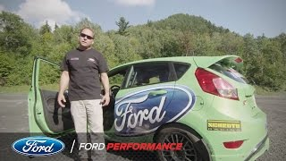 Ford Racing All-Access: Team O'Neil Rally School   Fiesta ST   Ford Performance
