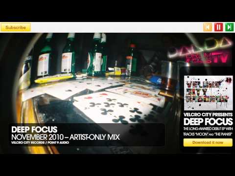 Drum & Bass Mix: Deep Focus (MUST-HEAR)