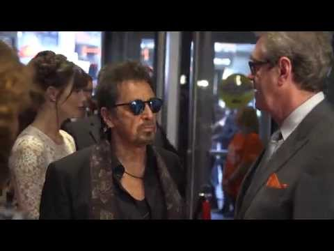 TIFF 2014 (Toronto International Film Festival) Charity Fundraiser with Al Pacino