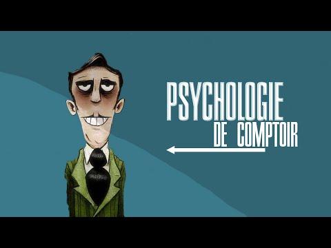 PSYCHOLOGIE DE COMPTOIR - ERROR 505 #1
